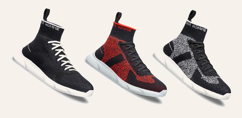 DIOR HOMME • B21 Sneaker